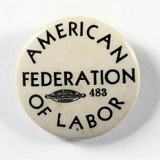 American Federation of Labor, around 1930s