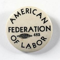 American Federation of Labor, around 1930s