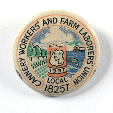 Cannery Workers and Farm Laborers Union, 1937
