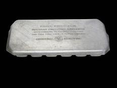 Ice cube tray, 1930s
