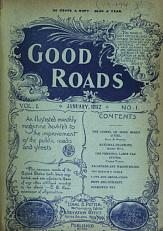 Good Roadsmagazine, 1892