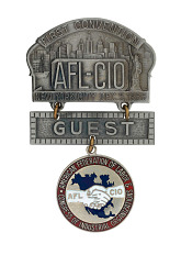 Guest badge, 1955