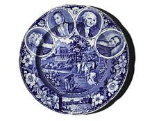 Commemorative Plates, 1824–1825