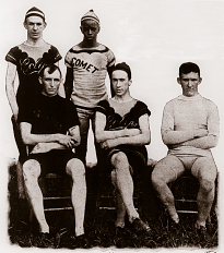 Boston Pursuit cycling team, 1897