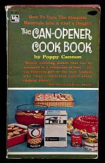 Can-opener Cook Book, 1952