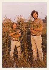 Warren and Amy Belasco, Ann Arbor, Michigan, 1972–73
