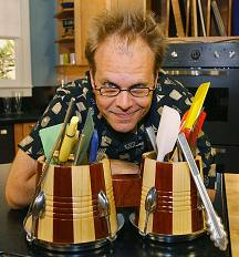 Alton Brown, 2003