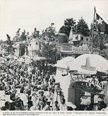 Casa de Fritos, Disneyland, 1955