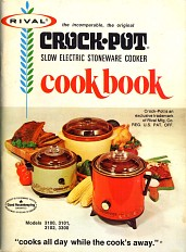 Crock-Pot cookbook