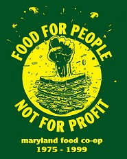 """Food for People, Not for Profit,"" 1999"
