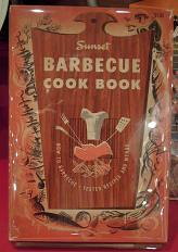 Sunset Barbecue Cook Book, 1958