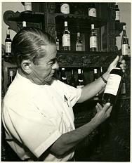 André Tchelistcheff, 1970