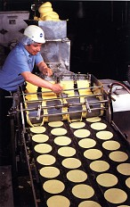 Tortilla production, 1992