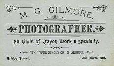 Trade card, 1890s