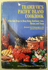 Trader Vic's Pacific Island Cookbook, 1968