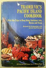 Trader Vic's Pacific Island Cookbook, 1968