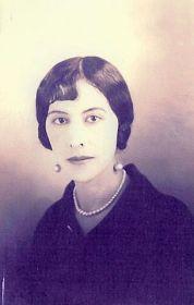 Juana Gallego, 1927