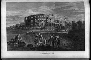 Amphitheatre at Pola