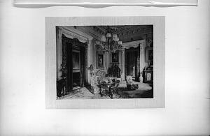 Mrs. A. T. Stewart's Reception-Room.