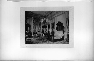 Mrs. A. T. Stewart's Bed-Room.