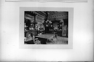 Judge Hilton's Dining-Room.