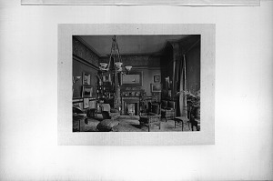 Mr. Frederick F. Thompson's Drawing-Room.
