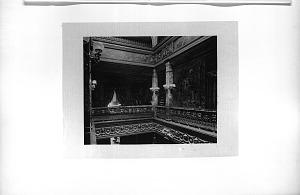Mr. William H. Vanderbilt's Hall-Colonnade Second Story.