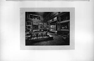 Mr. William H. Vanderbilt's Picture-Gallery (Second View).