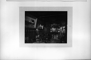 Mr. Clarence H. Clark's Dining-Room.
