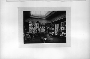 Mr. James L. Claghorn's Gallery.