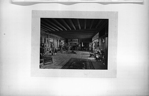 Mr. H. Victor Newcomb's Hall at Elberon (Second View).
