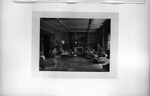 Mr. Walter Hunnewell's Drawing-Room.