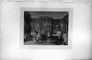 Mr. Hollis Hunnewell's Tapestry-Room.