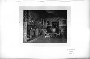 Mr. George Peabody Wetmore's Dining-Room.