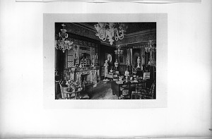 Hon. Hamilton Fish's Drawing-Room.