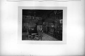 Mr. J. Ruppert's Dining-Room.