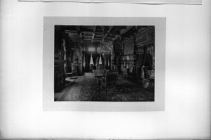 Lieutenant-Governor Ames's Dining-Room (First View).