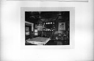 Mr. Joseph S. Decker's Dining-Room.