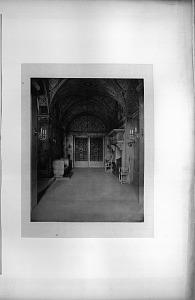 Mr. Henry Villard's Hall (looking West).