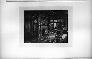 Mr. Henry S. Hovey's Sitting-Room.