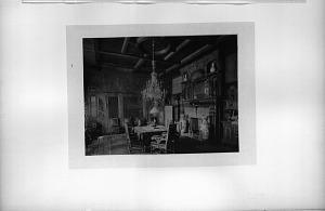 Mr. Henry Belden's Dining-Room.