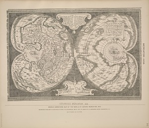 Mercator - 1538.