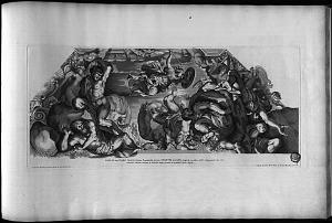 Pallas, siue Pontificus Sapientia Divinae Providentiae proxima Gigantes terrae filios, congestis montibus, coelum oppugnantes : ...