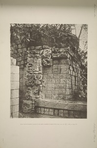 West side of doorway leading to the inner chamber of temple.