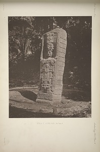 Stela C. South face. See Page 9.