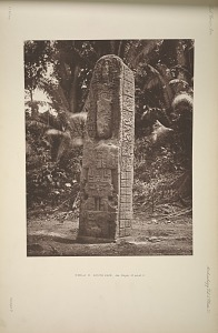 Stela D. South face, See Pages 10 and 11.
