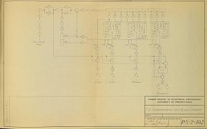 T.E. Synchronizing Unit Block Diagram. PX-2-302