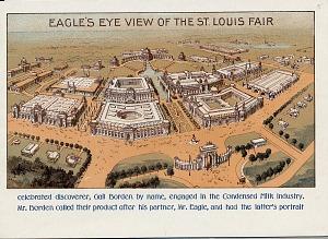 p. 5: Eagle's Eye View of the St. Louis Fair