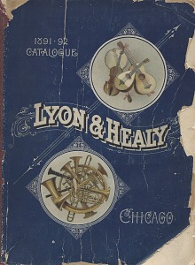 front cover of catalog