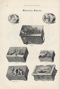 Musical Boxes